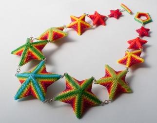 Geometric Stars, Jean Power