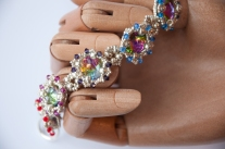 Queenie Bracelet - Sabine Lippert (beaded by Sarah Cryer)