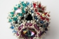 Flower Cube - Sabine Lippert (beaded by Sarah Cryer)