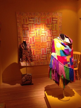 The Colourful Works of Kaffe Fassett - The American Museum Bath 2014