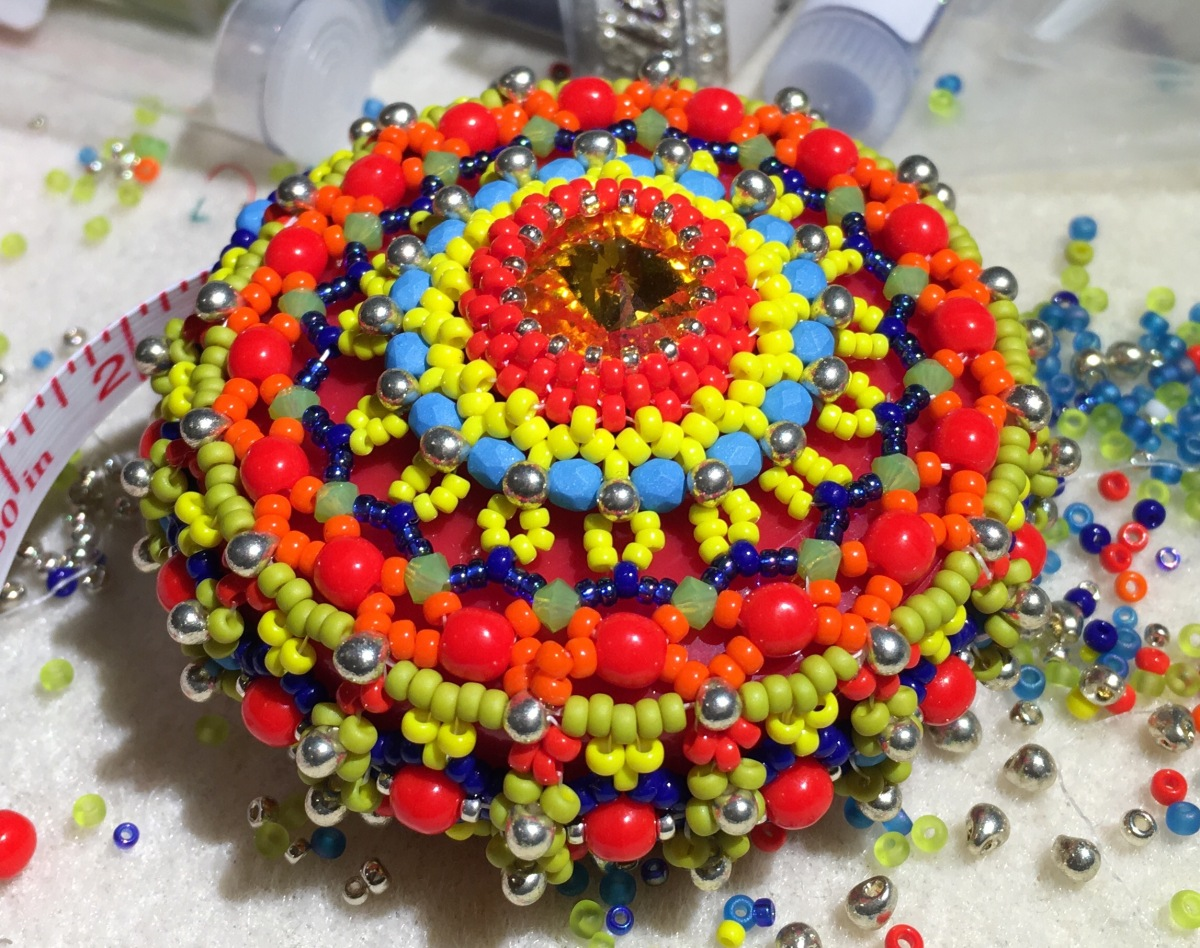 How not to succeed in beading……