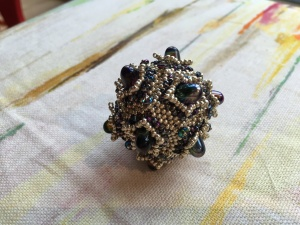 Oscar's Bauble - Sarah Cryer Beadwork