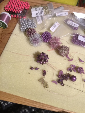 And yet more beaded beads