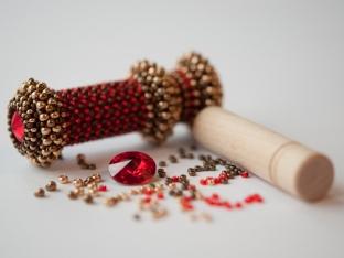 Scarlet & Gold