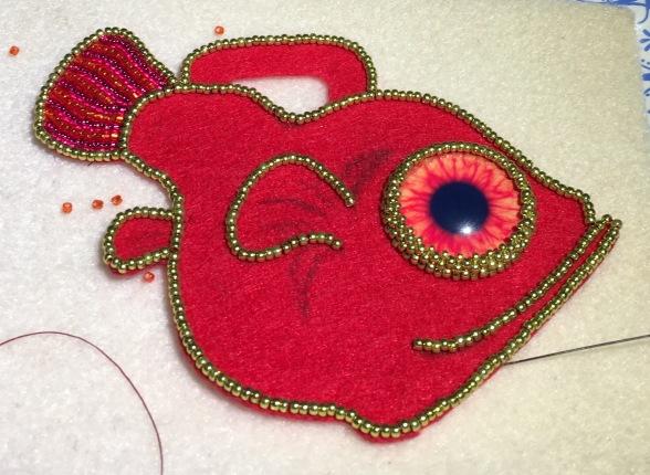 Back-stitch