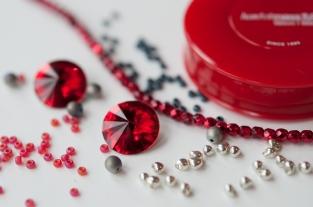 Plus - Crimson & Silver