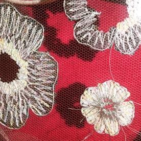 Lots of chain stitch